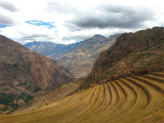 Inca Ruins in Pisac - Boleto Turistico Cusco Tourist Ticket
