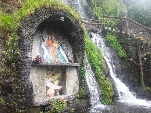 Las Termas de la Virgen in Banos