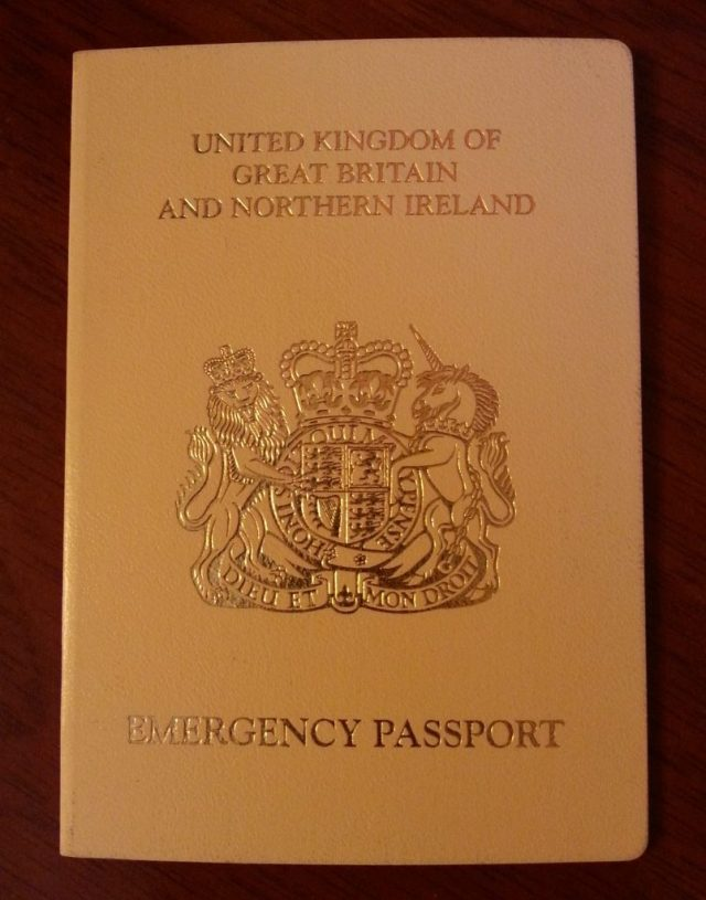 My Emergency Passport How to get a replacement passport