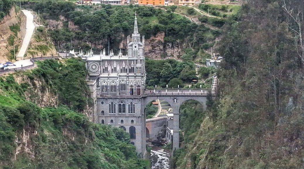 El Santuario de las Lajas