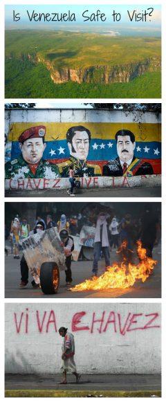 Pinterest Is Venezuela Safe to Visit