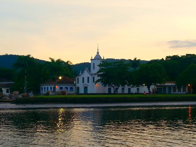 Places to Visit in Brazil - Sunset in Paraty