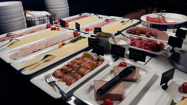 A small part of Breakfast at Djuronaset