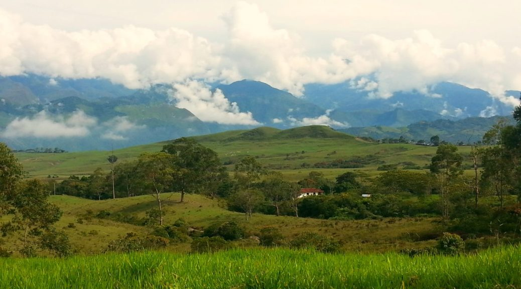 Getting Off The Beaten Track in Colombia - Guadalupe Santander