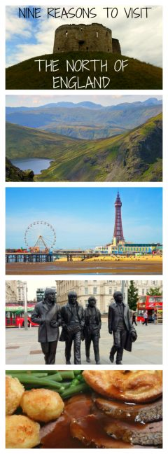 Nine Reasons to Visit the North of England
