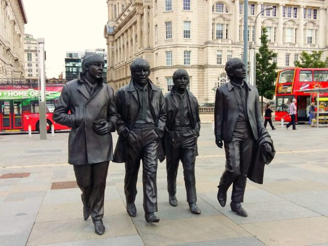 Fab Four The Beatles Statue in Liverpool Reasons to Visit the North of England