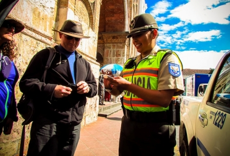 Tourist Police Ecuador How to Get a Replacement Passport Emergency Passport