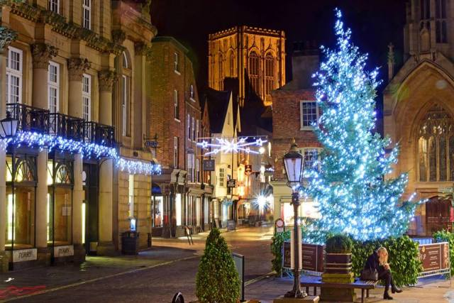 Festivals In York - Christmas in York
