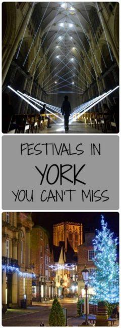 Festivals in York