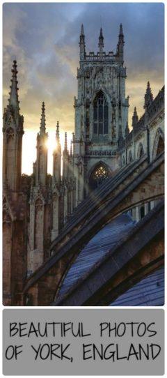 Beautiful photos of York