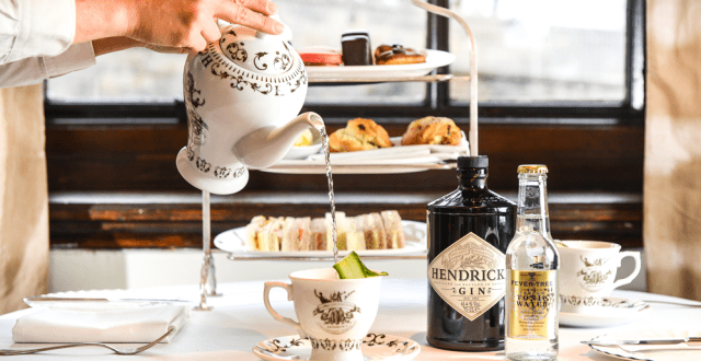 The Best Afternoon Tea in York - The Grand