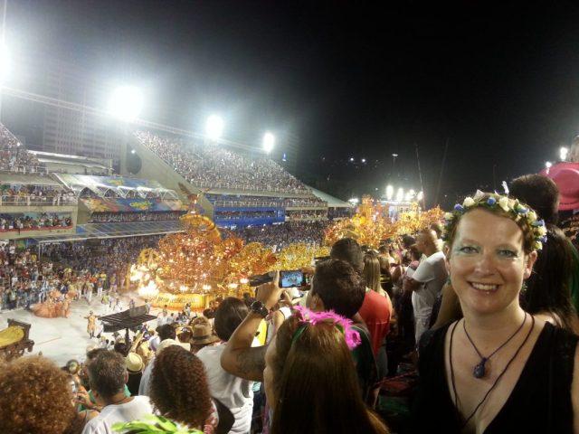 Rio Carnival Baby!!