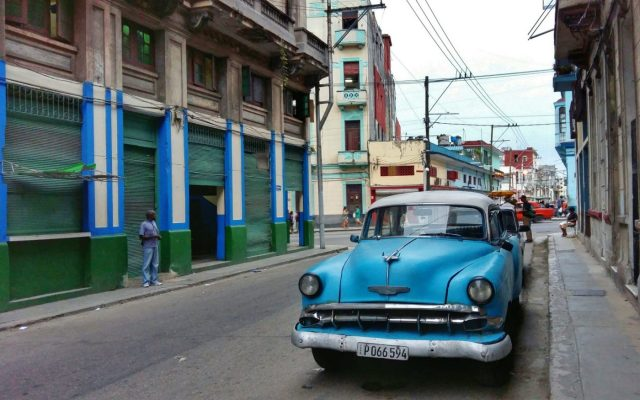 Wandering the streets of Havana Centro - 2 weeks in Cuba Itinerary