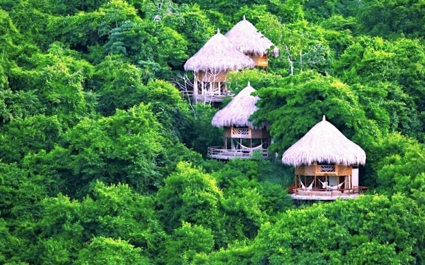 Tayrona National Park Accommodation - Luxury Ecohabs