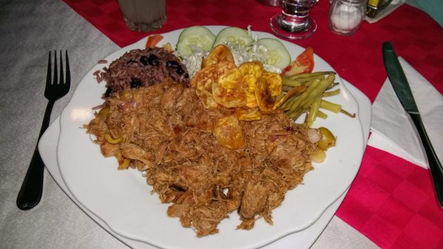Ropa Vieja - Backpacking in Cuba on a Budget Cheap Travel in Cuba