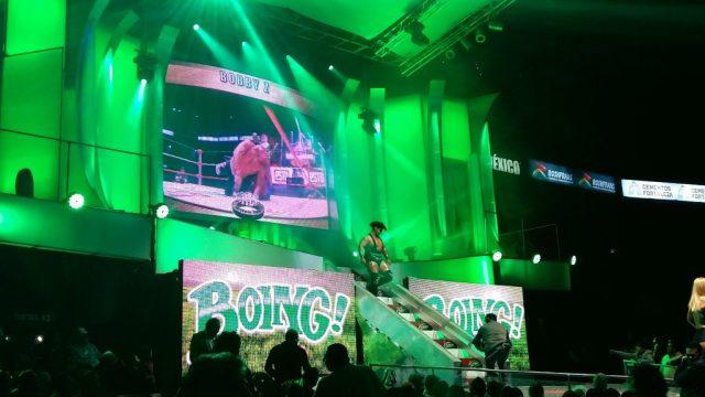 Lucha Libre Wrestling in Mexico City, Lucha Libre Mexico City