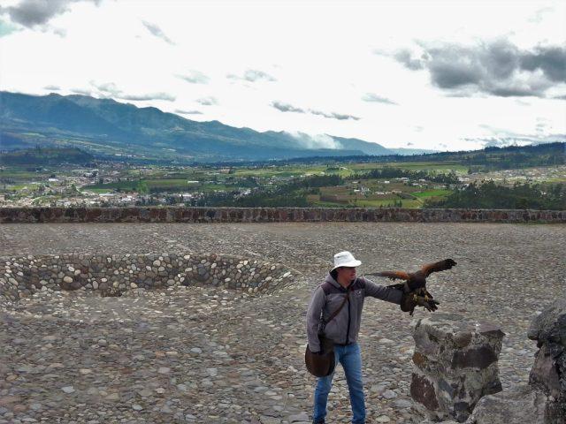 Parque Condor Otavalo Bird park in Otavalo