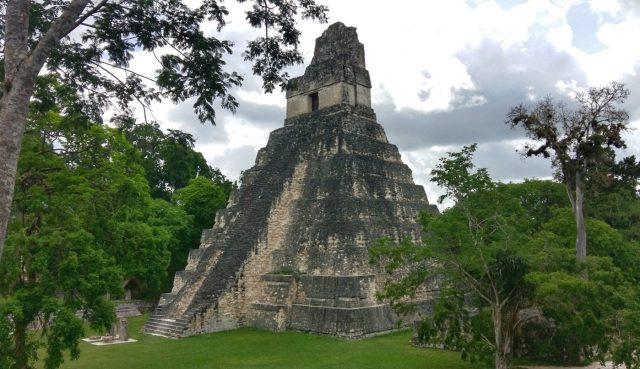 Tikal - Backpacking Guatemala Travel Guide