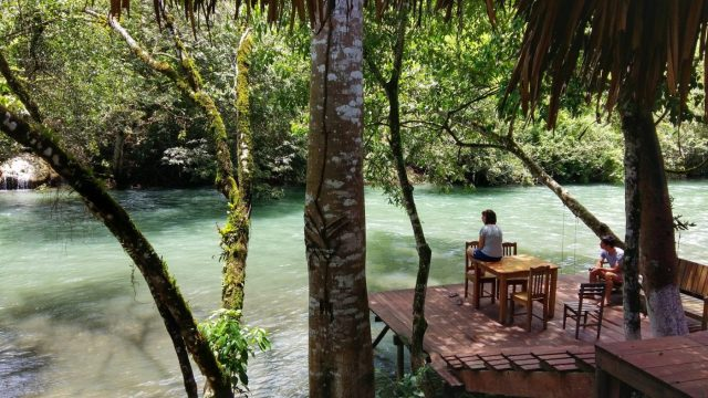 Where to stay in Semuc Champey