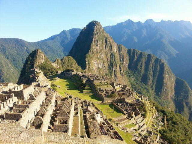 Machu Picchu - Avoiding Altitude Sickness at Machu Picchu