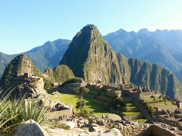 Machu Picchu - Hiking in Peru