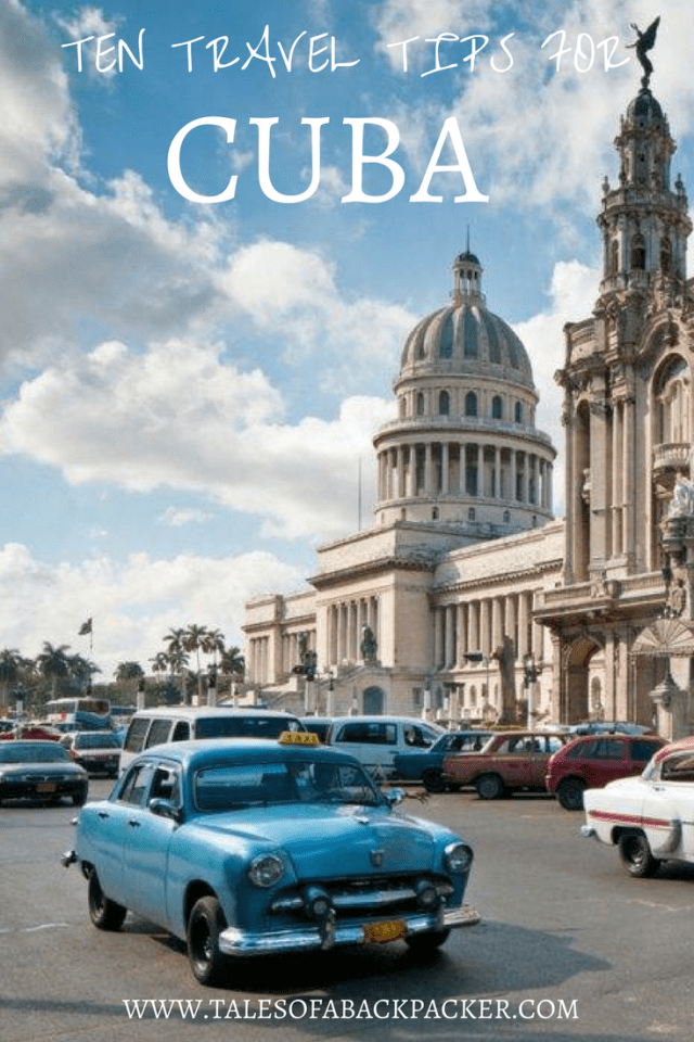 Travel to Cuba is not always easy, so I asked Antoine from Traveling Life to share his thoughts and travel tips for Cuba to plan your perfect Cuba vacation.  #Cuba #Travel #Caribbean #TravelTips #CubaTips