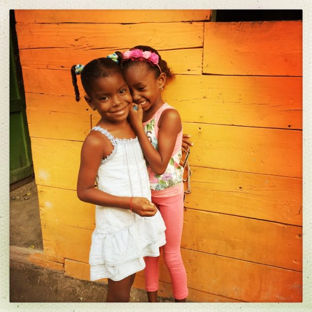 Happy Colombian kids - why visit Colombia