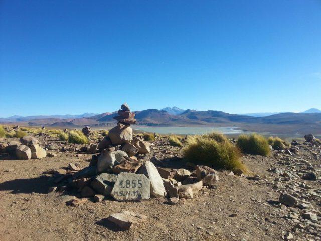 Uyuni Salt Flats: El Salar de Uyuni Tour in Bolivia - The highest point of our Uyuni Tour