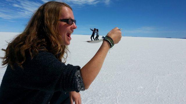 Uyuni Salt Flats: El Salar de Uyuni Tour in Bolivia - Cool Perspective Photos on the Salar
