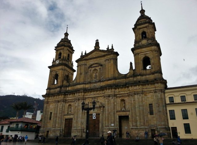 The Cathedral in Bogota - Awesome budget things to do in Bogota Colombia - what to do in Bogota for Backpackers