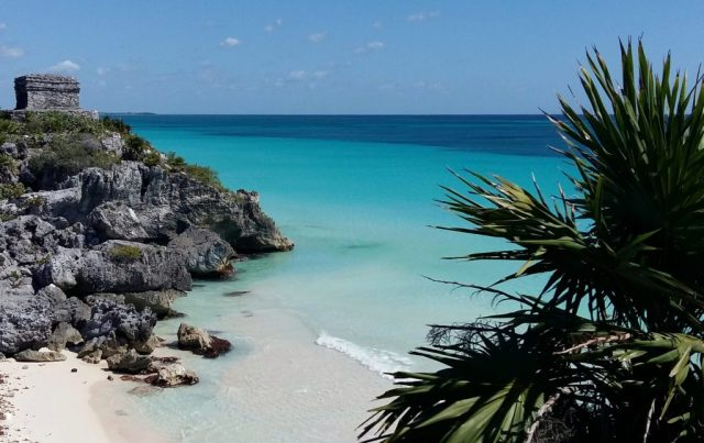Backpacking Tulum Mexico Guide - Ruins at Tulum