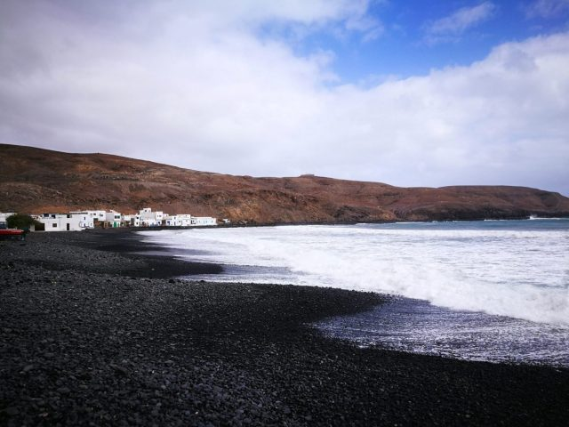 Pozo Negro (Black Pool) Beach, Fuerteventura - Things to Do in Fuerteventura
