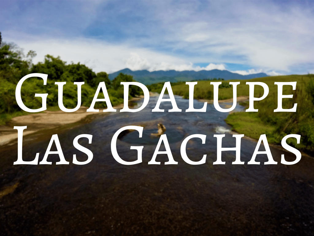 Guadalupe & Las Gachas - Backpacking Colombia