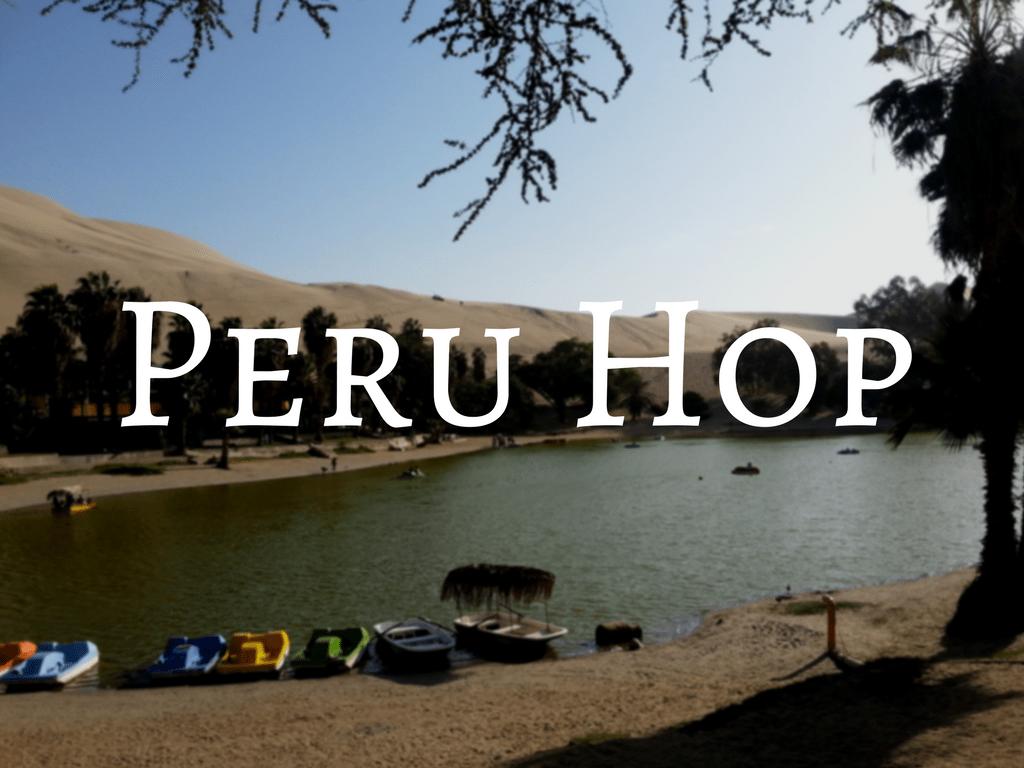 Peru Hop - Backpacking Peru Travel Guide