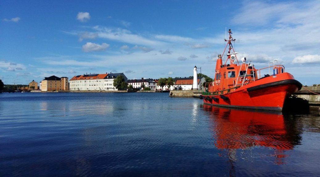 Beautiful Karlskrona Port - Things to do in Karlskrona - The Best Place to Visit in Sweden