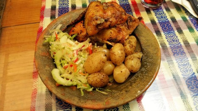 What to do in Antigua Guatemala - Restaurants in Antigua - A hearty meal at Rincon Tipico
