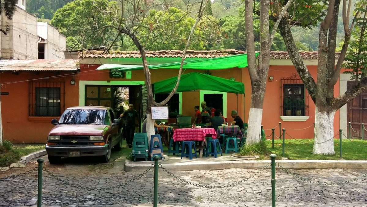 What to do in Antigua Guatemala - Restaurants in Antigua - Cafe Tonita