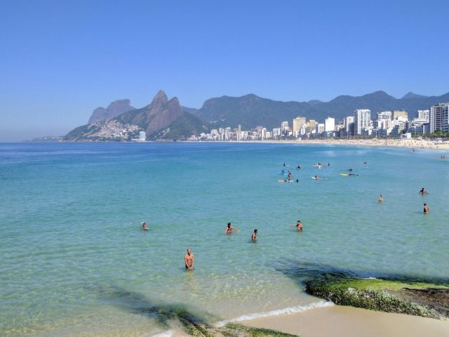 Always watch your belongings on busy beaches in Rio - Is Rio Safe for Tourists?