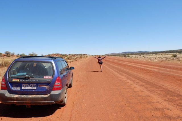 Buying a Car in Australia - How to save money Backpacking in Australia. Credit: Claire's Footsteps