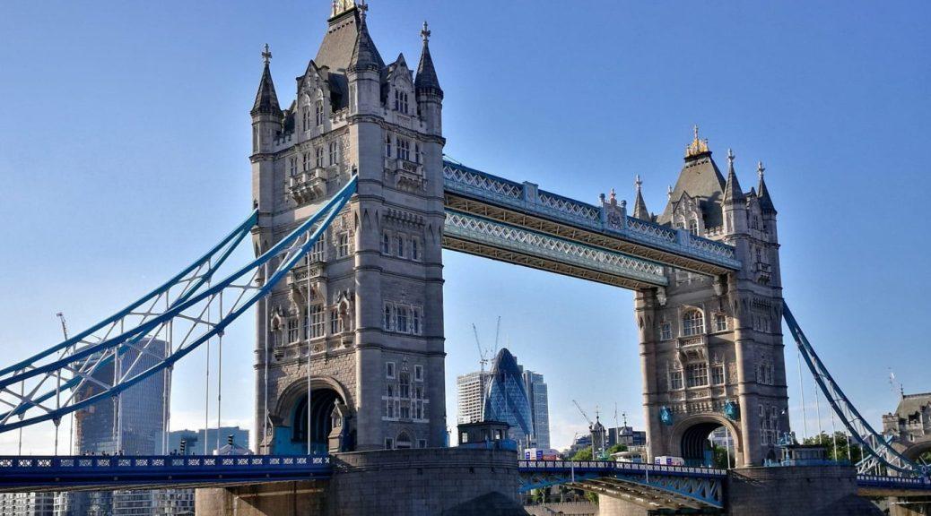 Tower Bridge London - 2 Days in London Itinerary