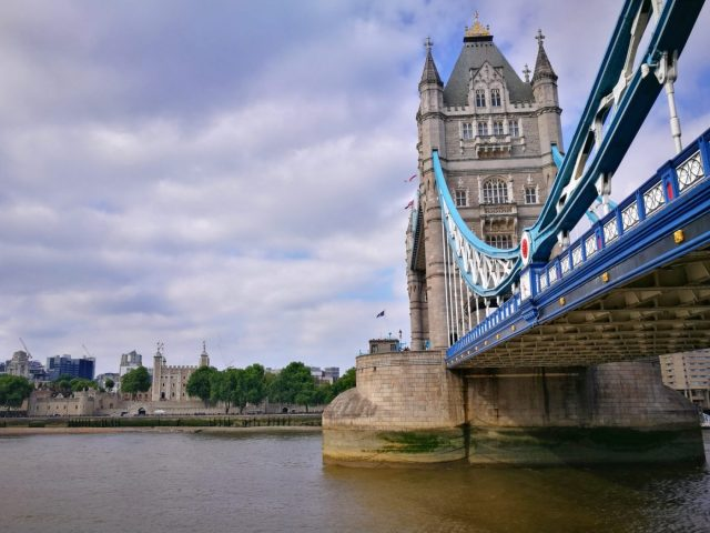 Staying near Tower Bridge is a great option - London in 2 days itinerary