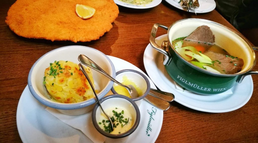Traditional Austrian dishes - What to eat in Vienna - must eat in Vienna