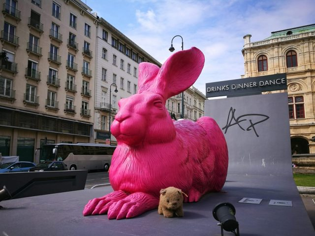 Where's Wagner Wombat? With the Pink Bunny - Places to Visit in Vienna in 2 Days