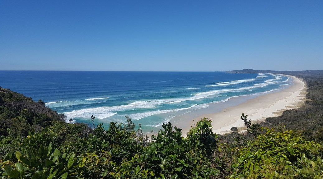 Byron Bay Beach - Australia Bucket List