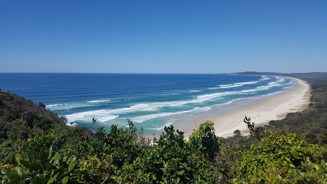 Byron Bay Beach - Byron Bay Backpacking Guide