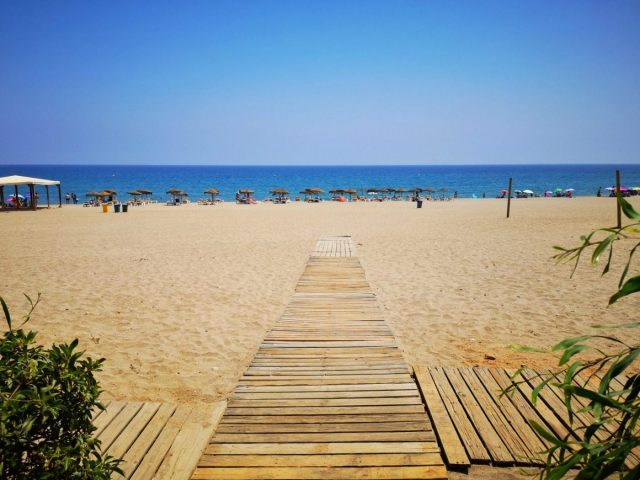 Mojacar Playa - Most Hotels in Mojacar are by the Beach