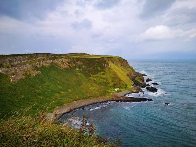 Moon Bay on the Causeway Coastal Route Walk - Giants Causeway Tour from Belfast