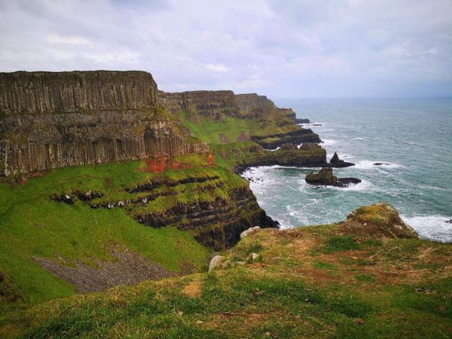 Spectacular Rock Formations on the Causeway Coastal Route Walk - Giants Causeway Tour from Belfast