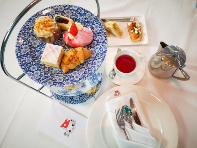 Afternoon Tea at the Titanic Museum Belfast