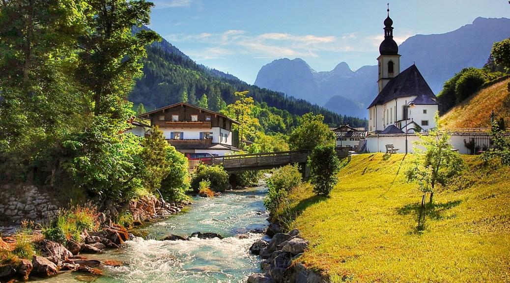 Bavaria - Walking Holidays in Europe